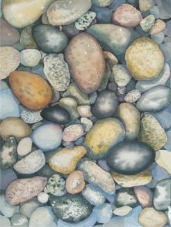 Sandy Cove Stones, Elizabeth Cox