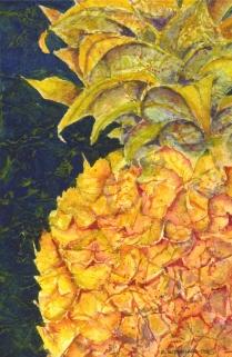 Pineapple, Elizabeth Cox
